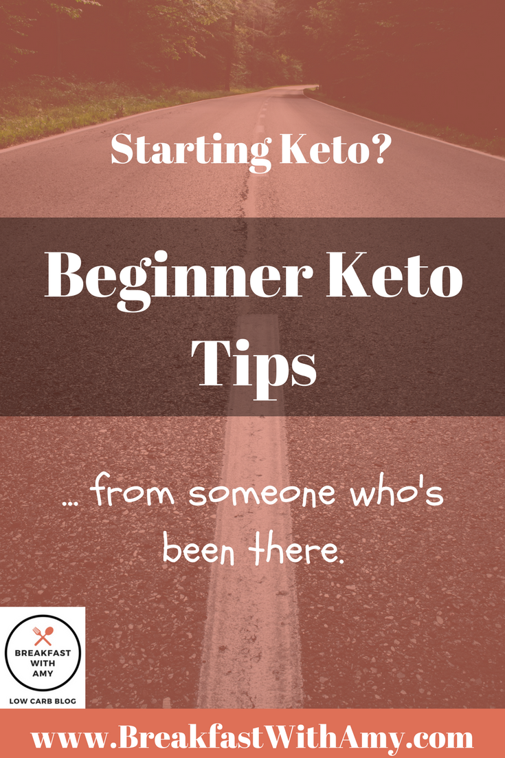 Keto Beginner Tips Breakfast With Amy